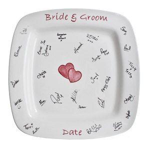 Livro de Assinatura criativo - casamento