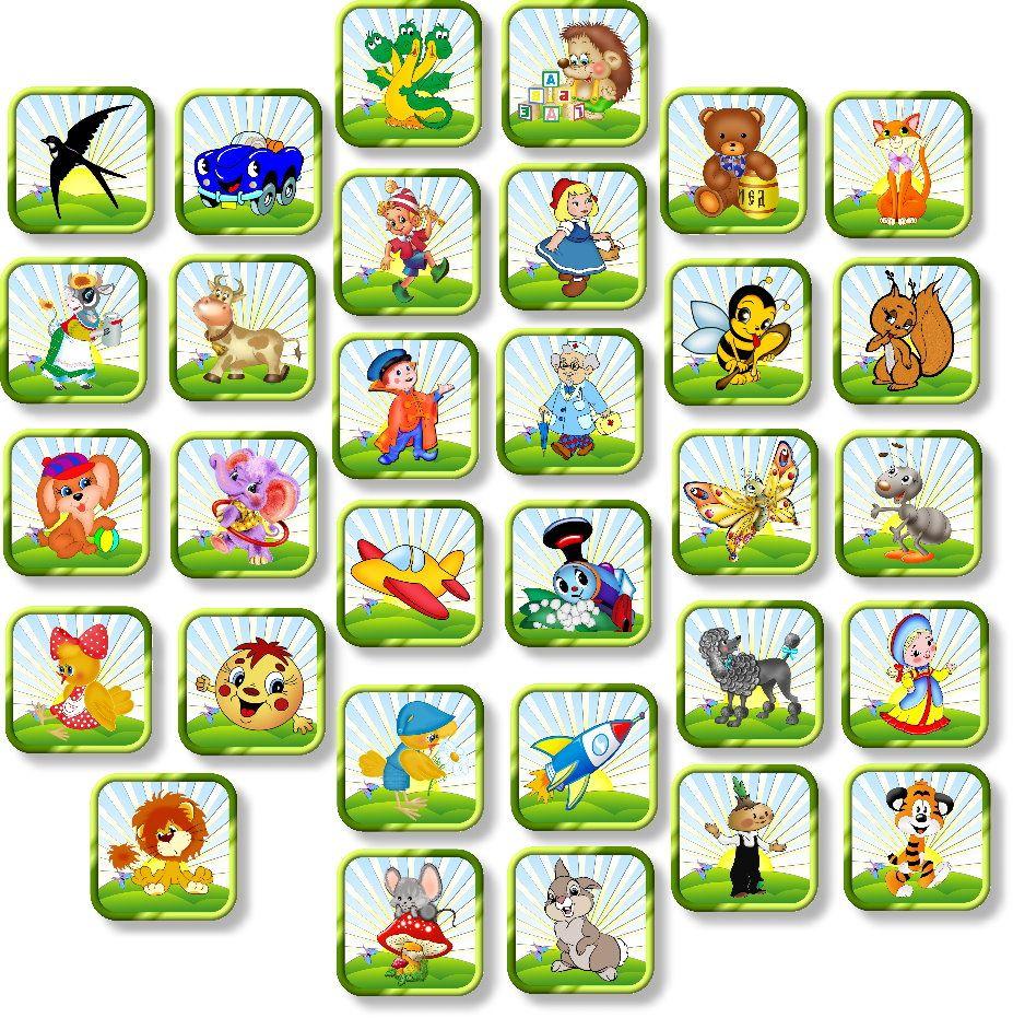 Картинки для детсада на шкафы