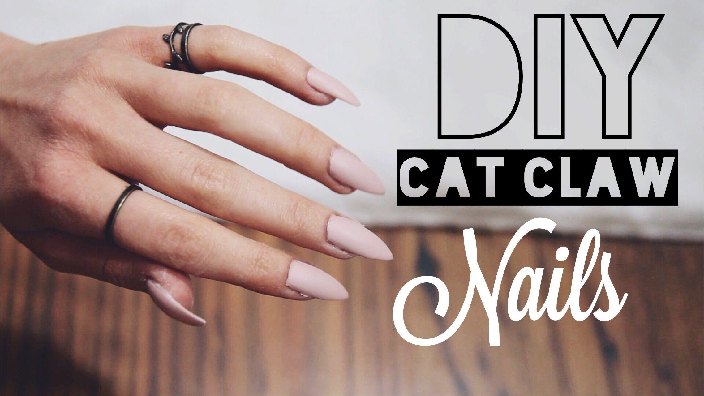 Diy easy fake nails at home no acrylic youtube nails diy easy fake nails at home no acrylic youtube nails pinterest manicure makeup and nail nail solutioingenieria Choice Image