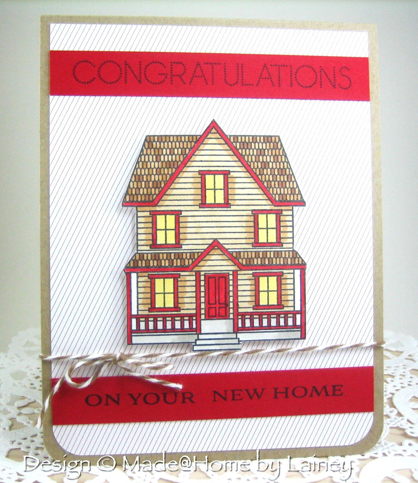 Hearty congratulations pictures on new home.