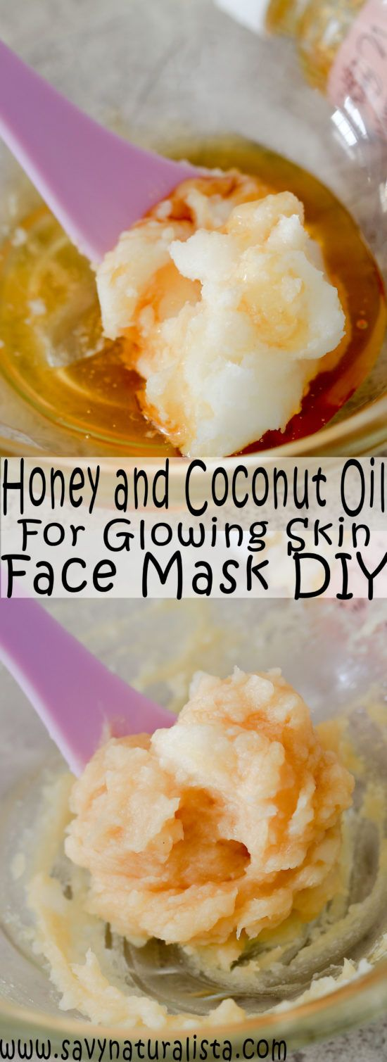 Photo of Honey and Coconut Oil Glowing Face Mask – Savvy Naturalista