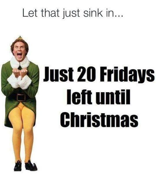 The Christmas Countdown Has Begun Christmas Countdown Buddy The