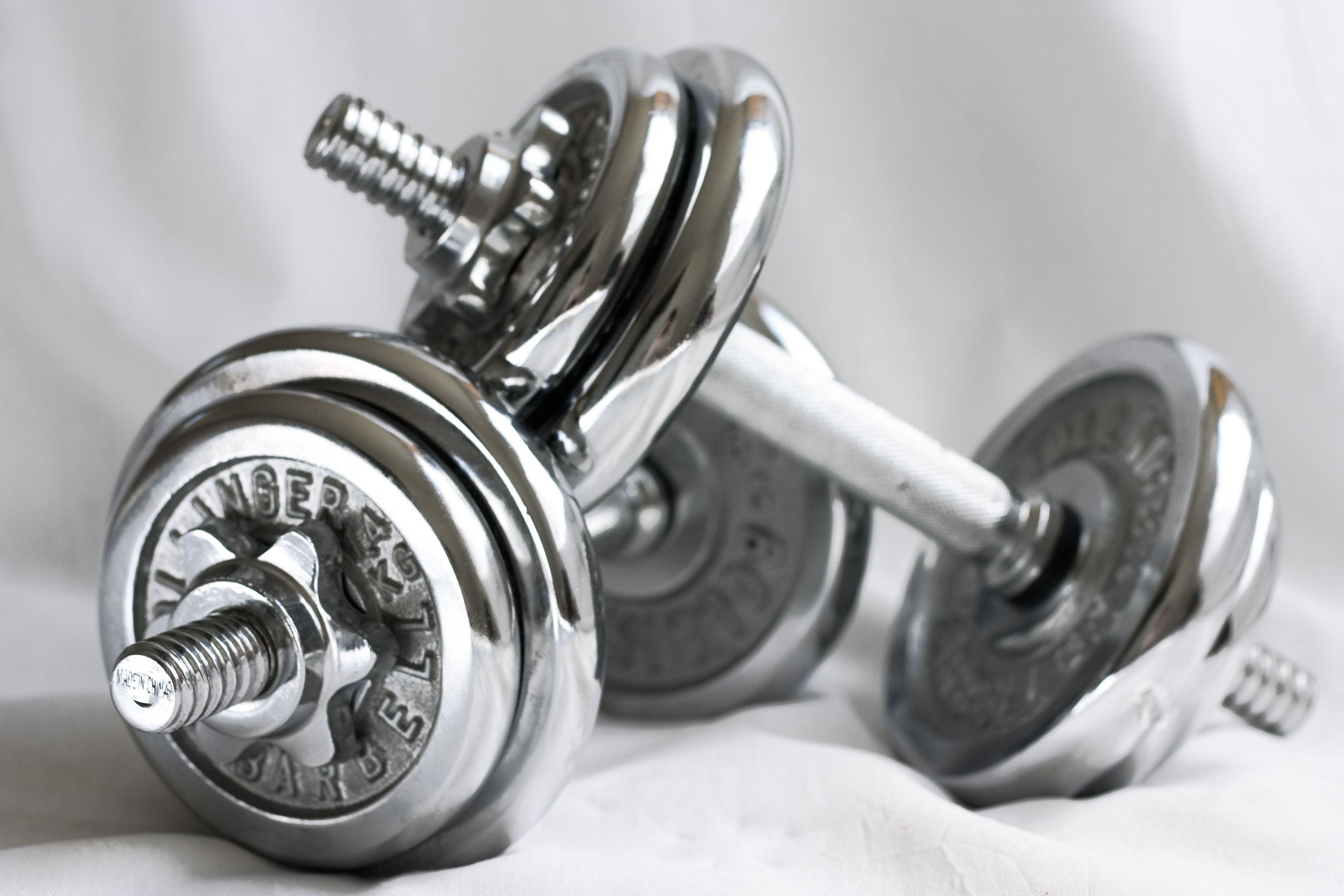 Обои russian dumbbells, gym. Спорт foto 19