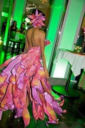 Photos of Lia Griffith Papier Couture