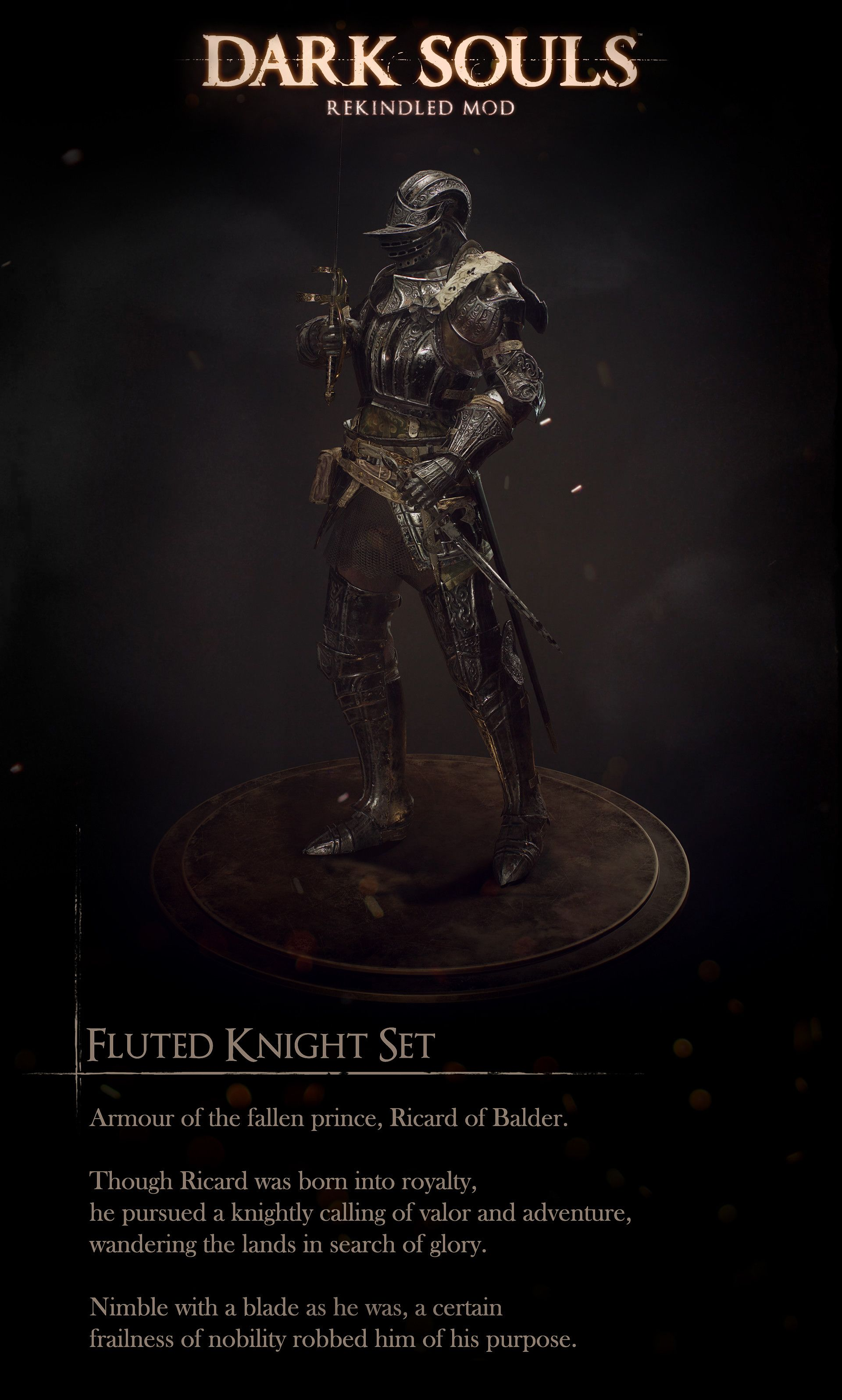 Prince Eugene, a glorious knight