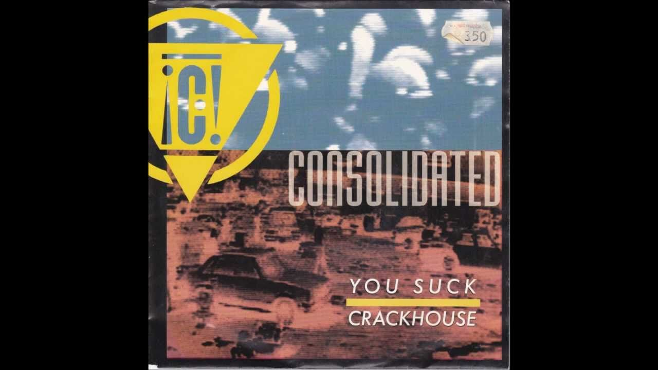 Consolidated you suck