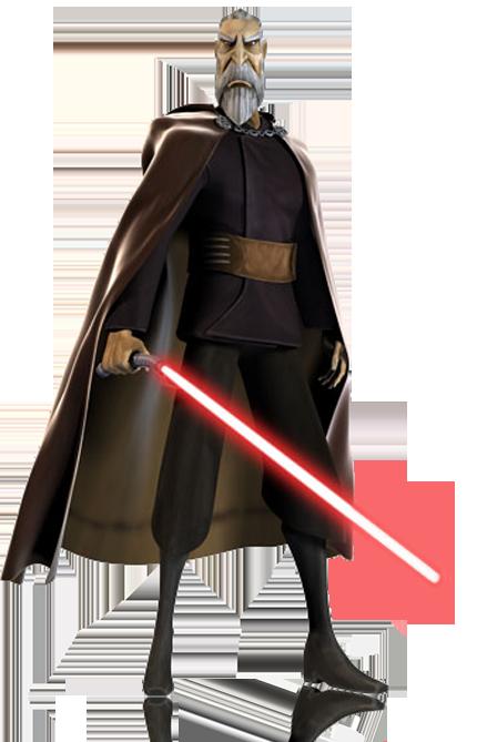 Conde Dooku Darth Tyranus De Clone Wars Clone Wars Star Wars Awesome Count Dooku