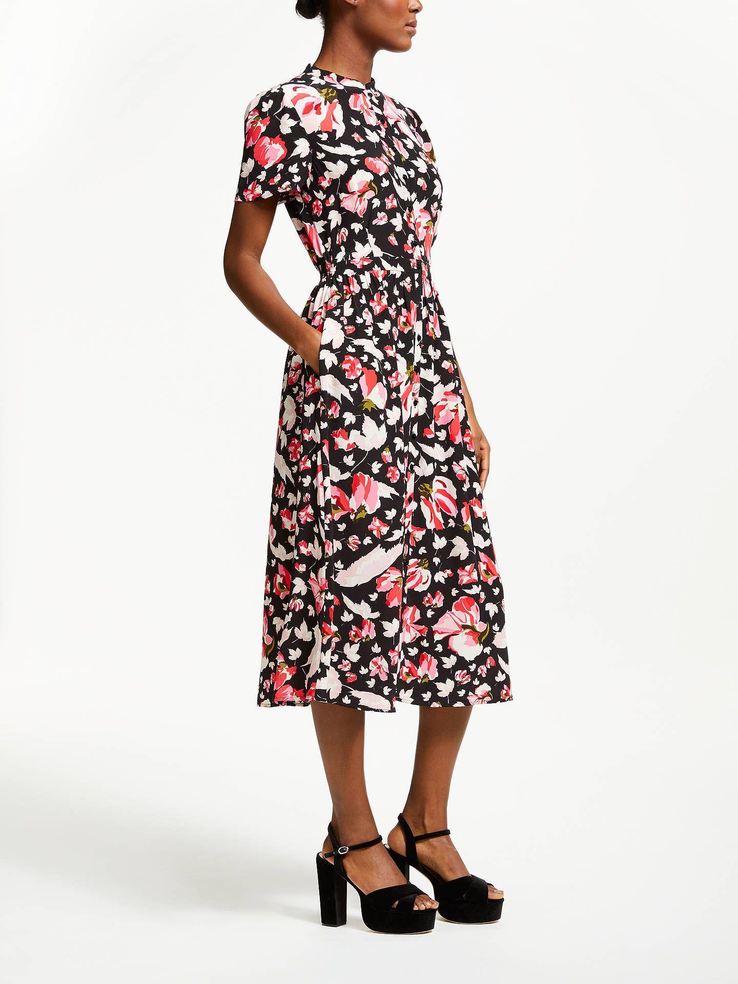 BuySomerset by Alice Temperley Carnation Print Shirt Dress e7443fb55