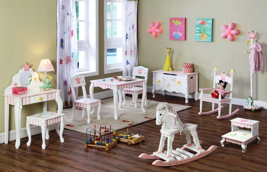 Kids Bedroom Furniture Kids Wooden Toys Online: Teamson Design Corp Booth 4735 Kids Room Furniture & Decor