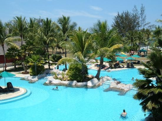 Book your Nexus Resort \ Spa Karambunai in Kota Kinabalu with au