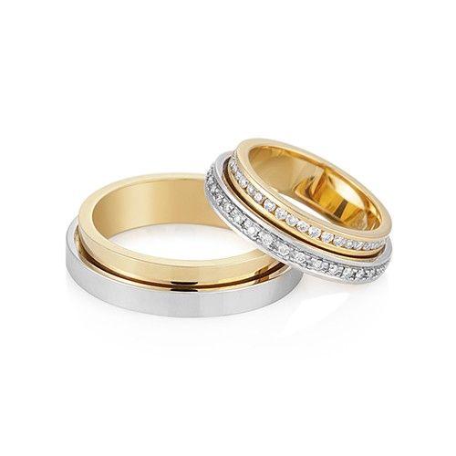 c67962e2729 Aliança de casamento - Alianças de casamento ouro e diamante love me Vivara