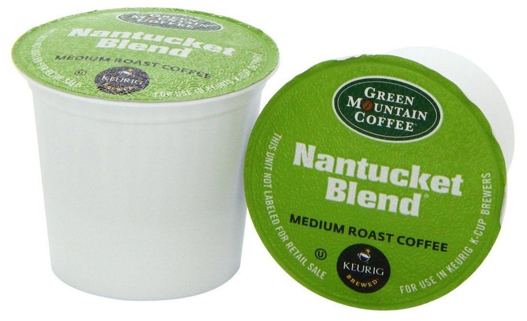 Green Mountain Coffee Nantucket Blend, KCup for Keurig
