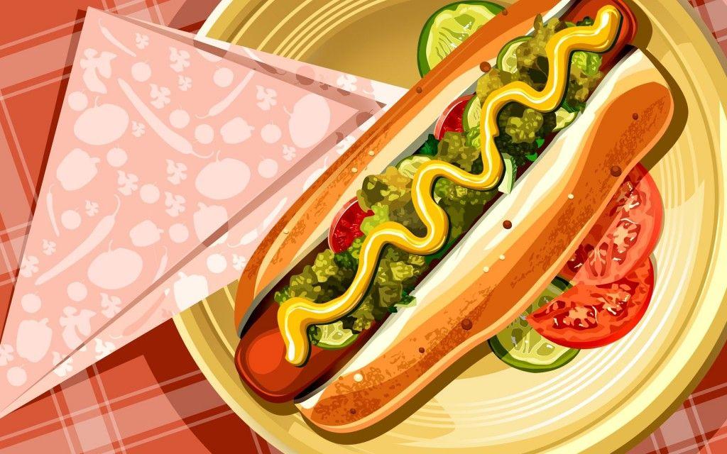Hot Dog Wallpapers Hd En 2019