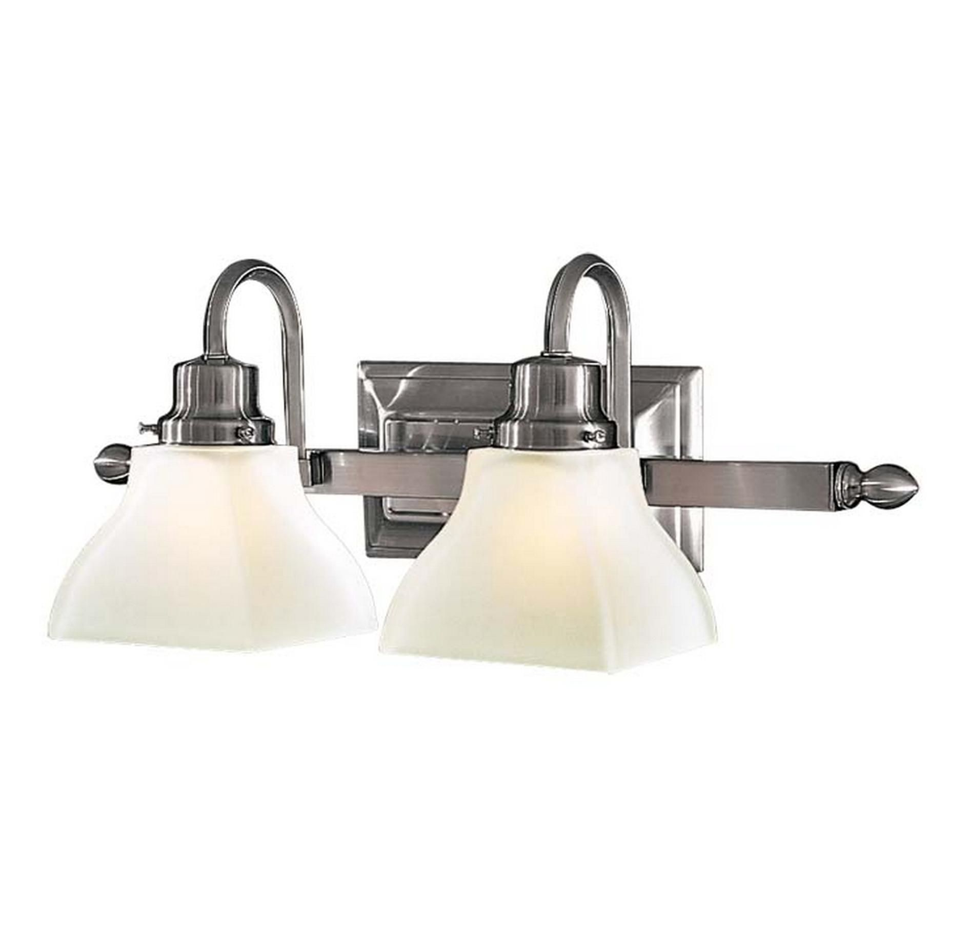 Minka Lavery 558284 2 Light Bath In Wall Lights Bath Lights Prepossessing Minka Lavery Bathroom Lighting Review