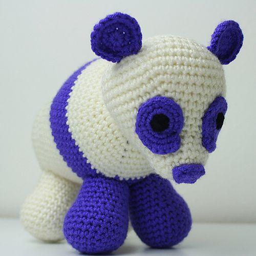 Free Crochet Panda Pattern Epic Crochet 3 Pinterest Crochet