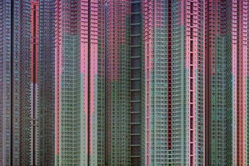 Zonas residenciales de Hong Kong