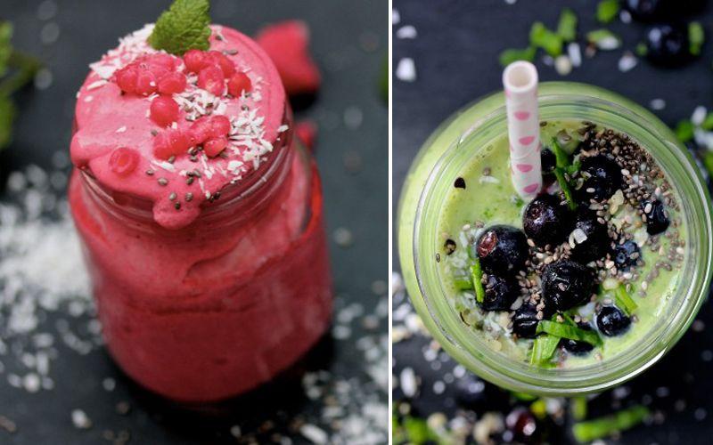 Mixa och njut! En snabbfixad smoothie är både god och mättande, här är MåBra:s favoritrecept!