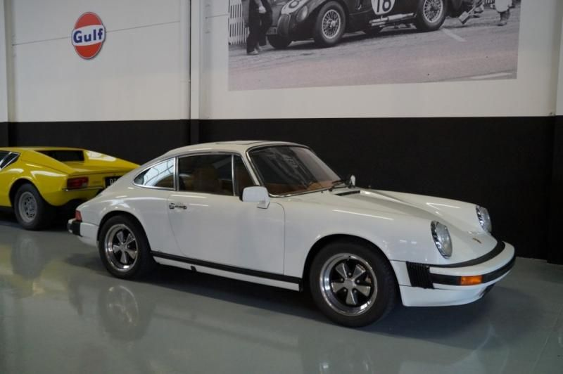 1976 Porsche 911 >> 1976 Porsche 911s 2 7 Coupe Nice Rides Porsche Cars For