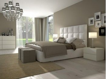 1000 images about chambre taupe on pinterest home design taupe and colors - Chambre Taupe Et Beige