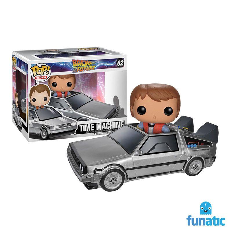 Funko POP DeLorean   Funatic