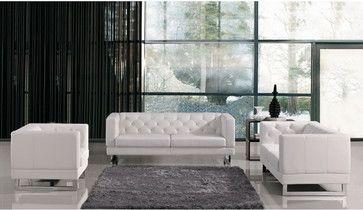 Aida Sofa Set contemporary-sofas