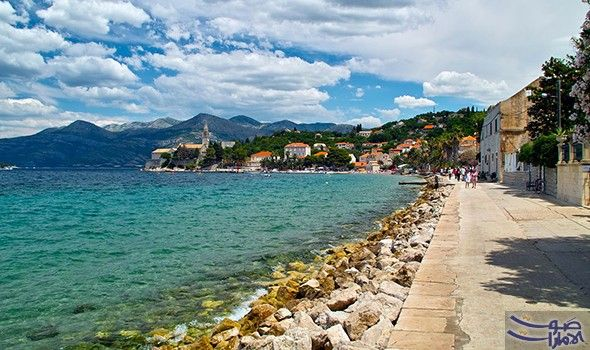 سواحل كرواتيا تتمتع بمجموعة مذهلة من الجزر السياحية Croatia Island Beach Croatia Holiday