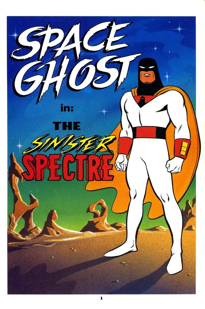 Space Ghost in 2020   Space ghost. Cartoon tv. Classic cartoons