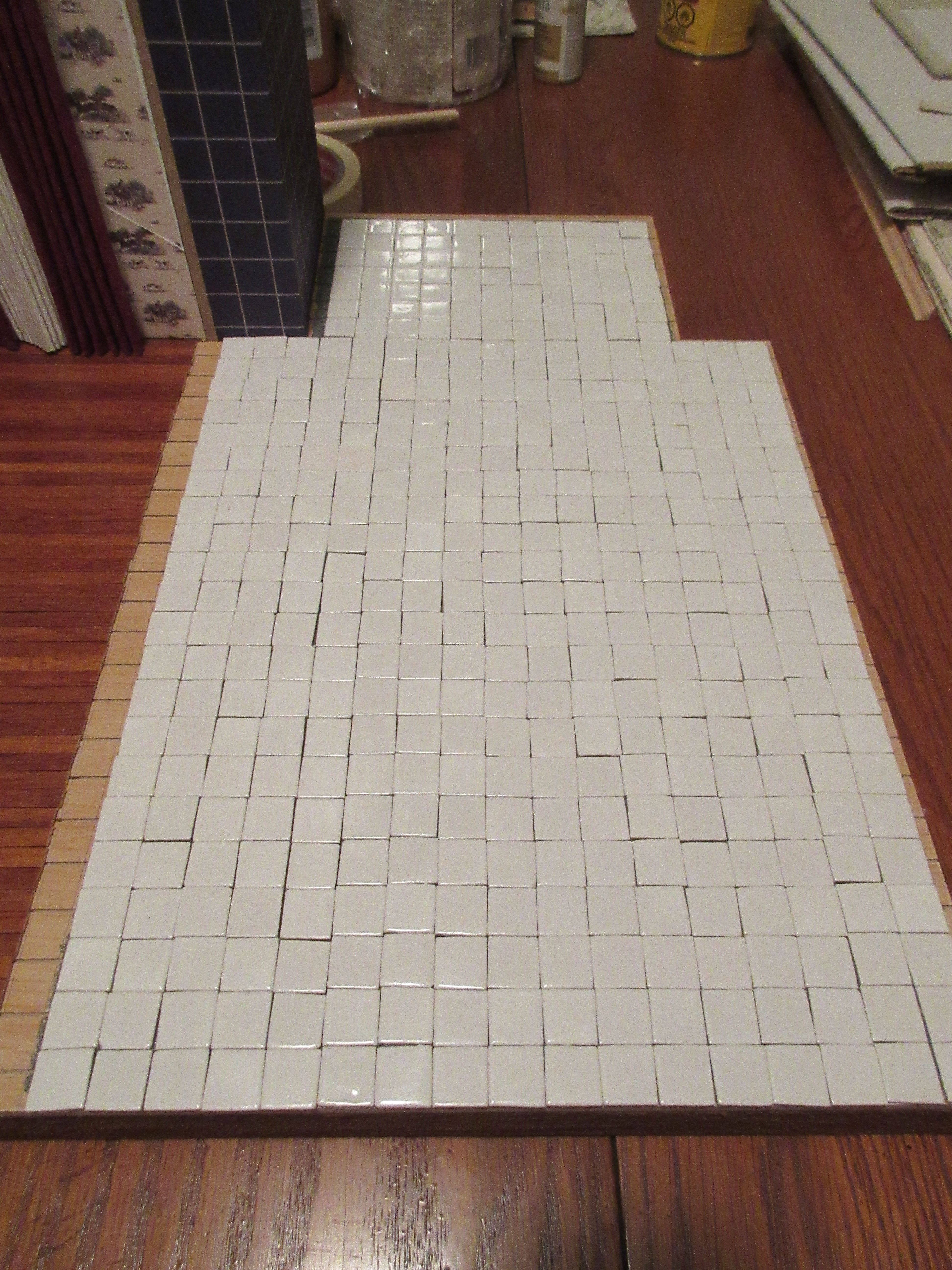 1, 2017  The Real White Ceramic Floor Tiles Have