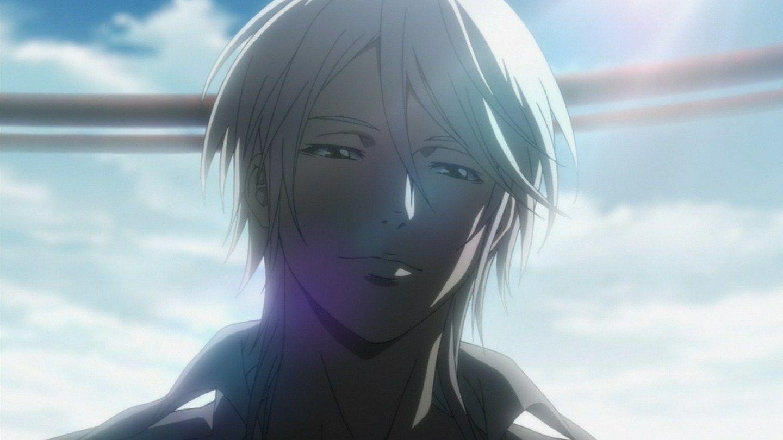Shogo Makishima Smile