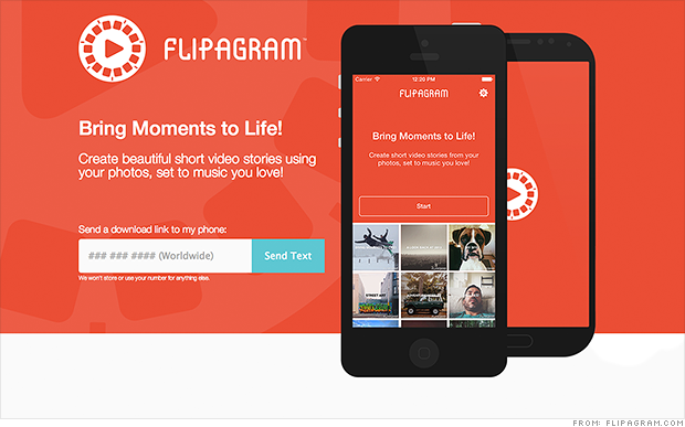 Flipagram boss says failure to obtain licence is something