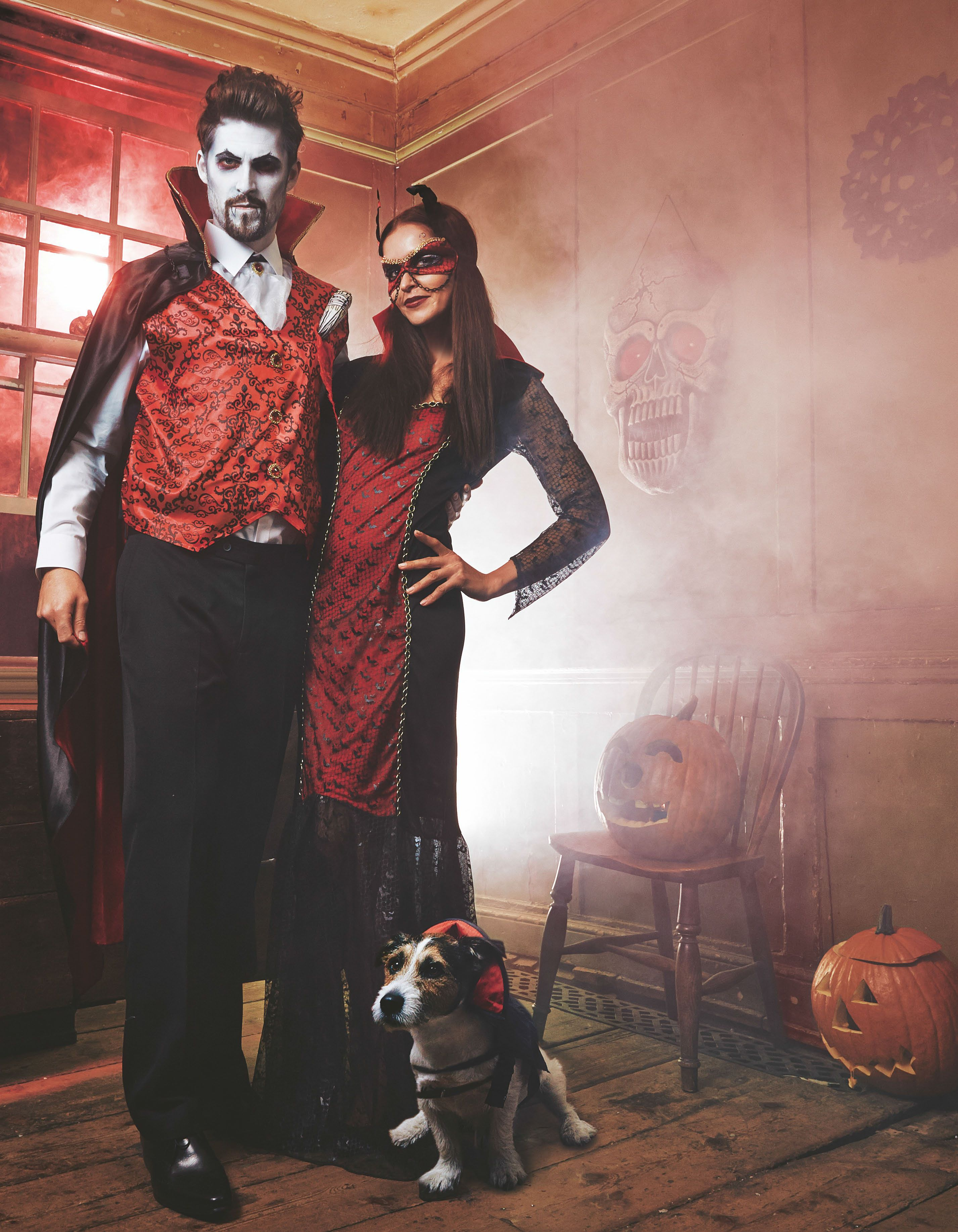 Our Spooktacular Vampire Costumes Are Great For The Whole Family