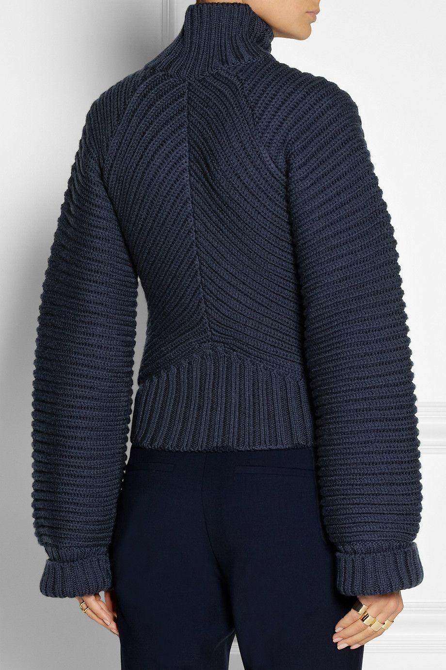 Vionnet - Chunky-knit merino wool sweater