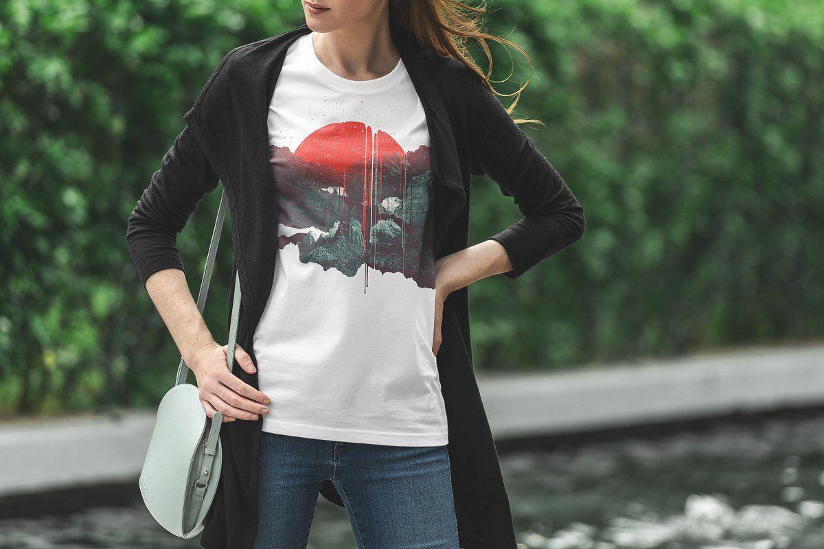 Download T Shirt Mockup Urban Edition Vol 3 In 2020 Shirt Mockup Tshirt Designs Shirts