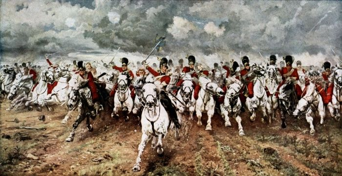 The Battle of Waterloo, and not a single reporter in sight | Books | The Guardian
