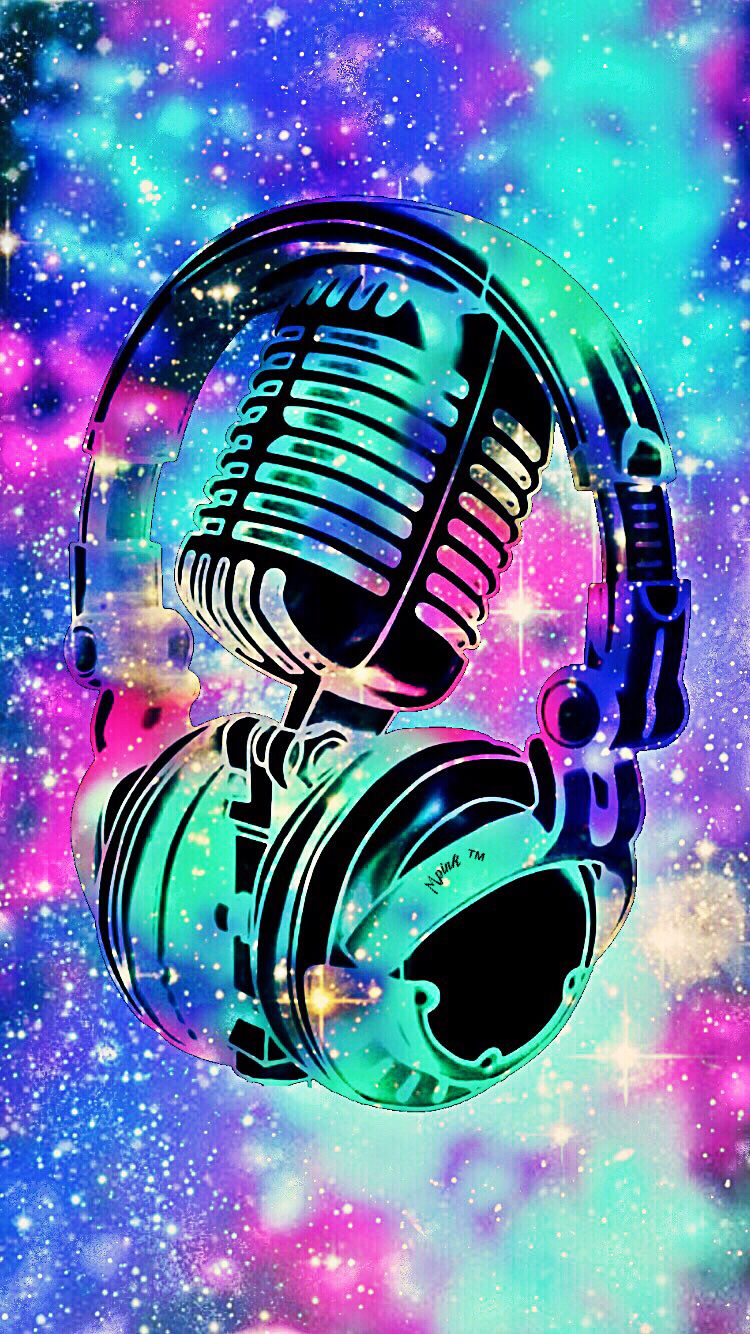 I Love Music Wallpaper | My Wallpaper Creations in 2019 | Music wallpaper, Music backgrounds ...
