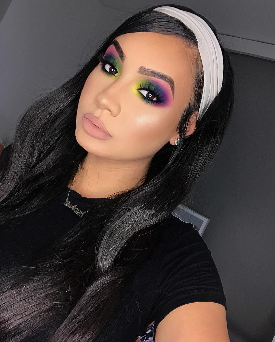 Pin on Eye Makeup Green