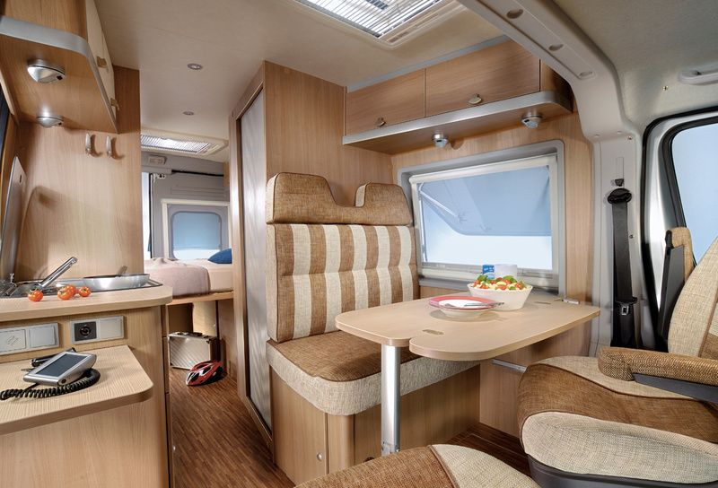 Camper Van Interiors Our Search For A Fixed Rear Bed High Top Campervan Conversion Tim