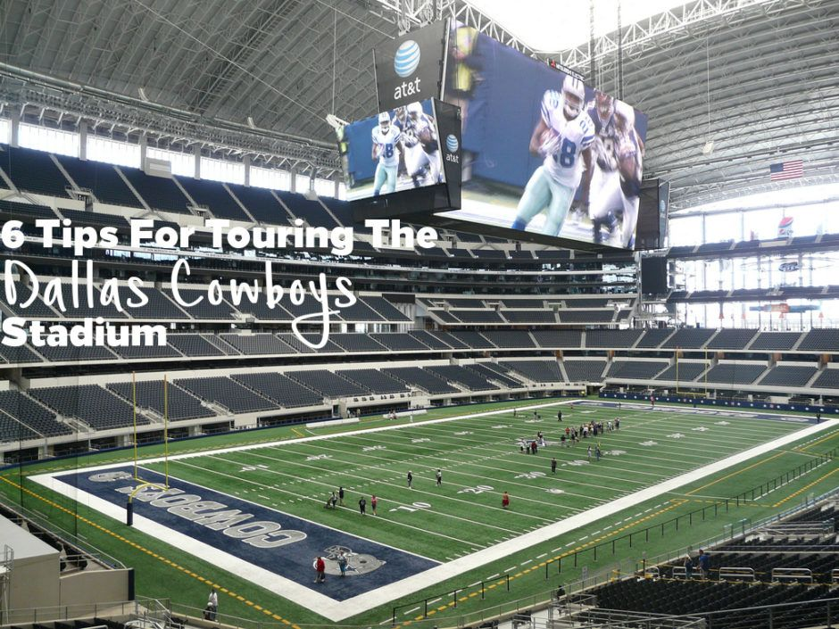 6 Tips For Touring Dallas Cowboys Stadium With Kids Cowboys Stadium Dallas Cowboys Stadium Tour Stadium