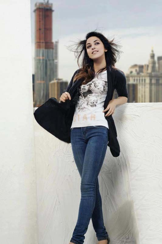 Maya Ali Full Outfit Fashion Clothes Jeans Dress