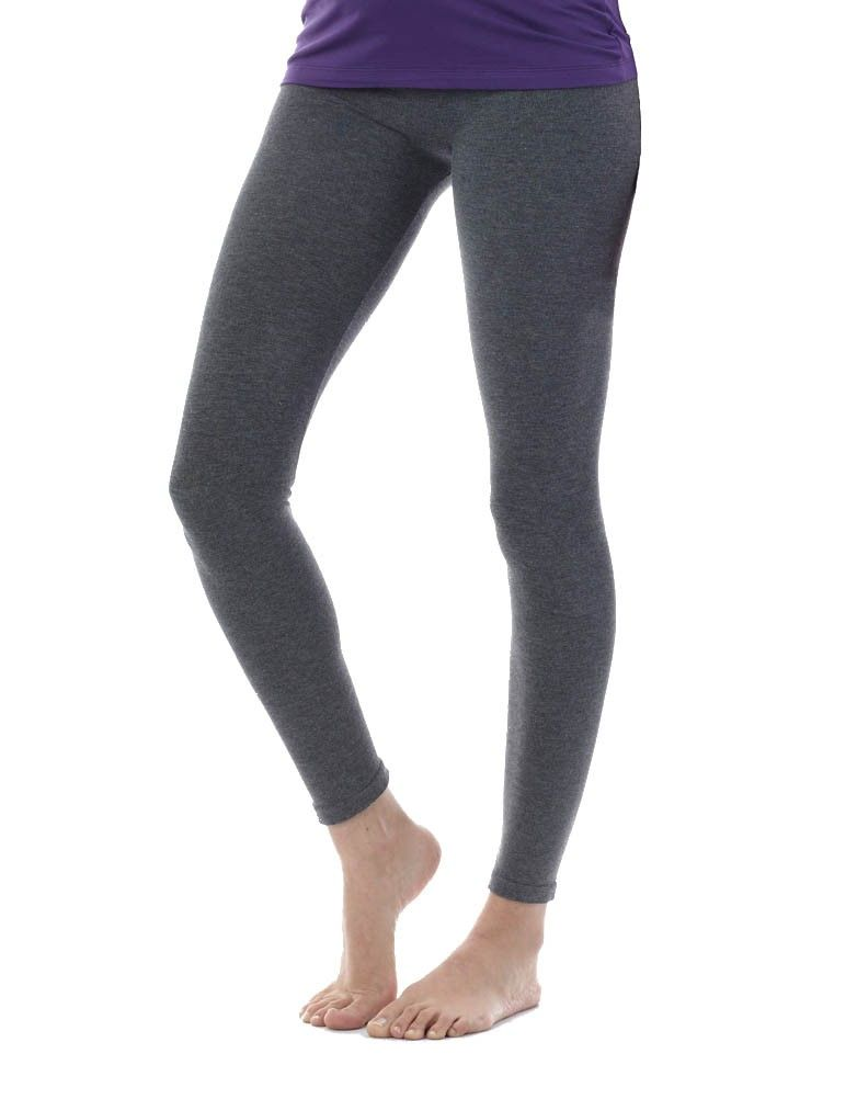 adcd80cf2869f Grey Bamboo Maternity Leggings that promote healthy circulation ...