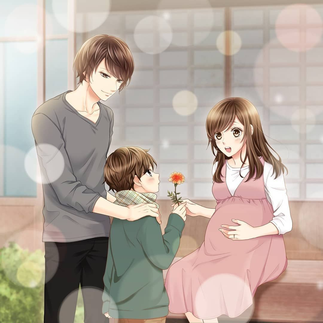 Pin On Nikki Love Anime couple so sweet wallpaper