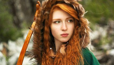 The Viking Origins Of The Red Hair Gene Irish Redhead Red Hair Gene Hair Color Orange