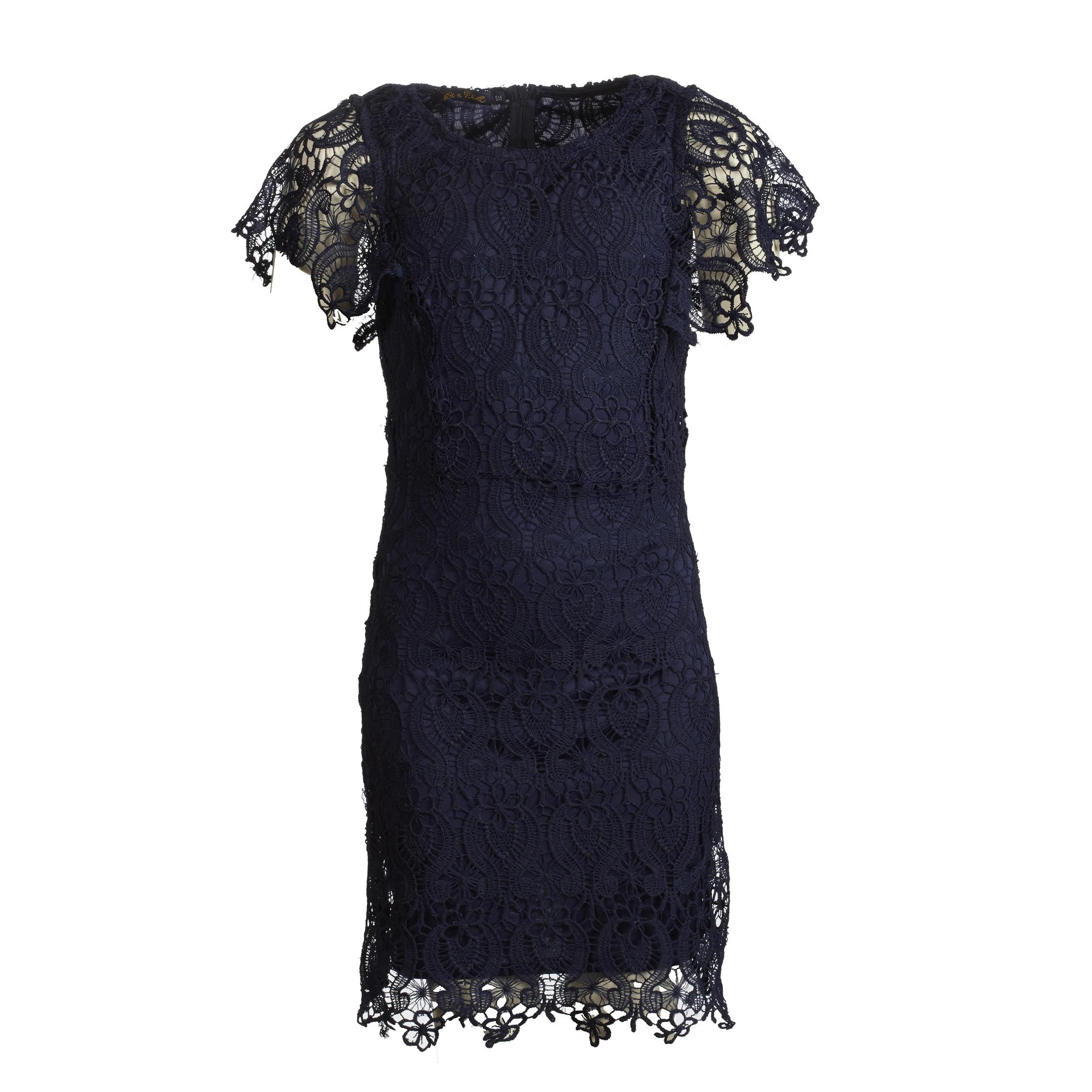 You just got to love the lace - Dress Kourtney