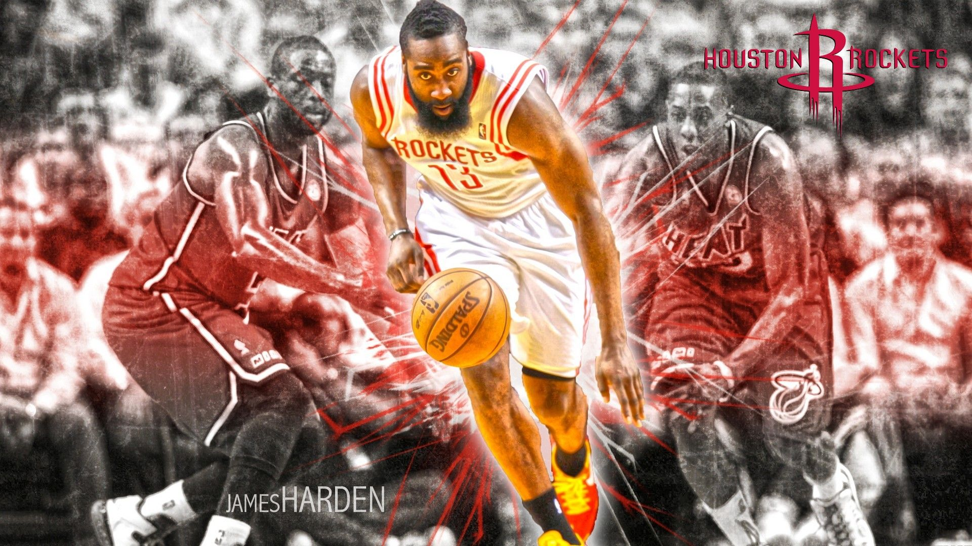 James Harden Wallpaper Hd In 2020 Nba Background Nba Wallpapers James Harden