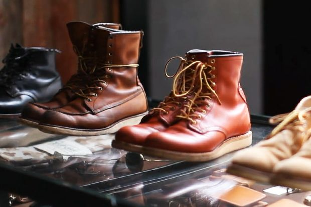 Red Wing Shoes Amsterdam: Shoe Care | Amsterdam, Shoes and Wings
