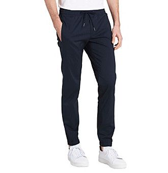Calvin Klein Men's Drawstring Tech Pants