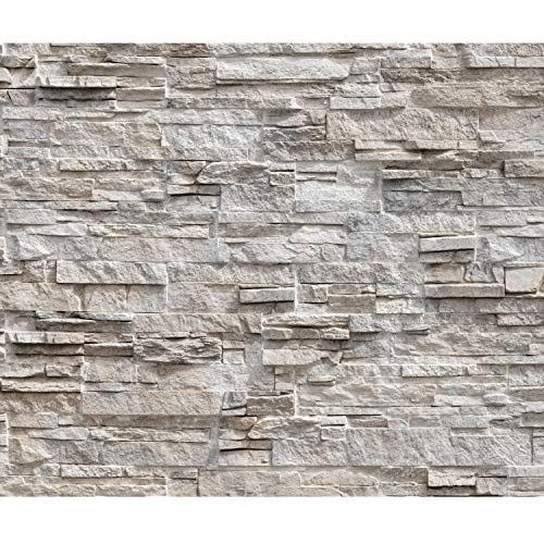 Fototapete 3D Effekt Wanddurchbruch Elefant Parkett Beton Mauer Wand Bruch Loch
