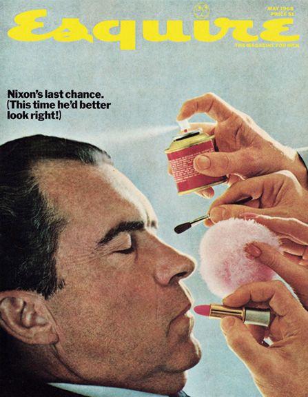 George Lois Nixon's Last Chance cover