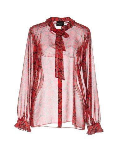ATOS LOMBARDINI Women's Shirt Red 10 US