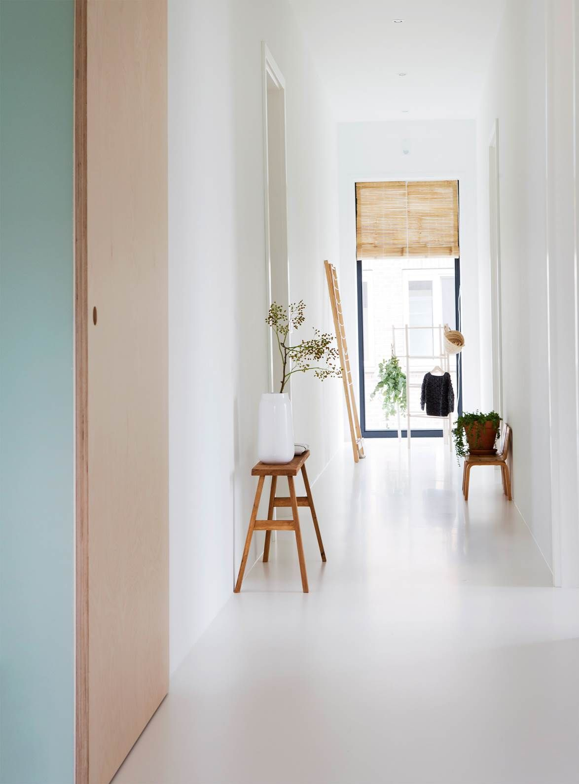 Flur Design A Scandinavian Eco House Made For A Family Flur I Hallway